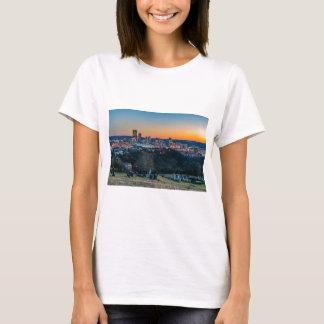 Pittsburgh Skyline at Sunset T-Shirt