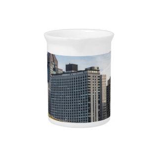 Pittsburgh Skyline Beverage Pitchers
