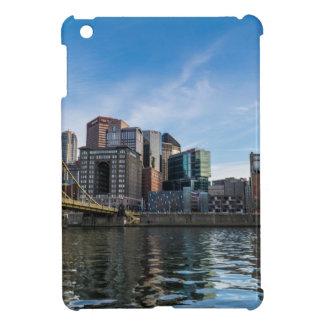 Pittsburgh Skyline iPad Mini Covers