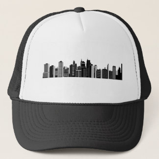Pittsburgh Skyline Trucker Hat