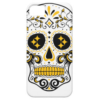 Pittsburgh Sugar Skull Case For The iPhone 5