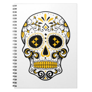 Pittsburgh Sugar Skull Notebooks