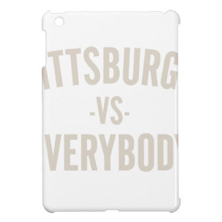 Pittsburgh Vs Everybody Cover For The iPad Mini