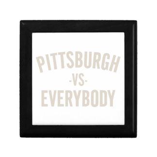 Pittsburgh Vs Everybody Gift Box