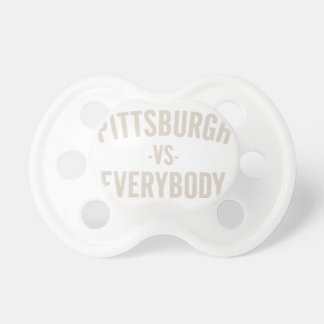 Pittsburgh Vs Everybody Pacifier