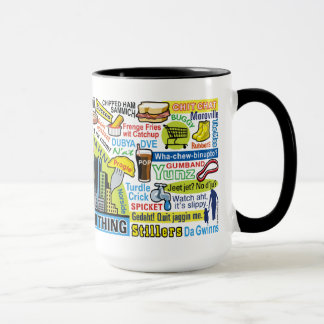 Pittsburghese Mug