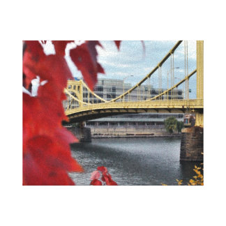 Pittsburgh's Beauty Canvas Print