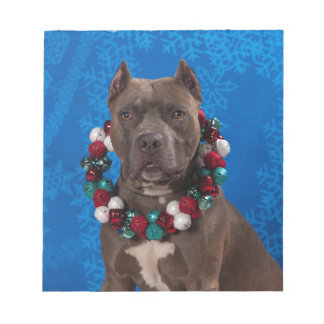 Pitty Christmas Notepad