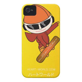 Piuta Li alias Chil Li Case-Mate iPhone 4 Case