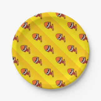 Piuta Li alias Chil Li Paper Plate