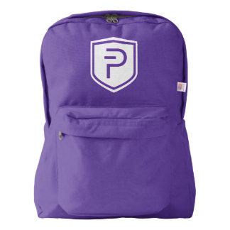 PIVX American Apparel™ Backpack, Amethyst Backpack