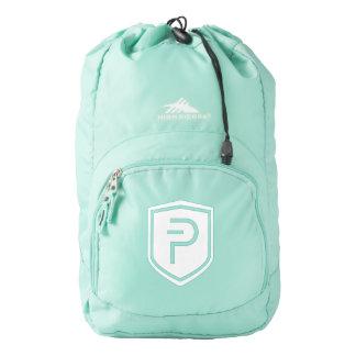 PIVX High Sierra Backpack, Aqua Blue Backpack