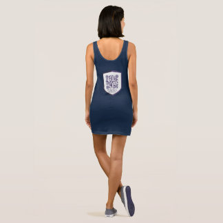 PIVX QR-Code Clothes, Custom DIY Sleeveless Dress