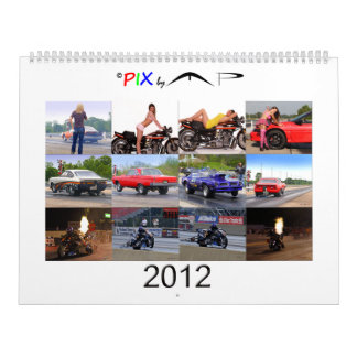PIX by MP 2012 Calendar ALT