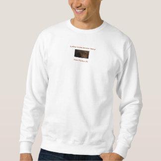Pix of Lucky-  Men's Sweatshirt-Sunshine Goldenu Sweatshirt