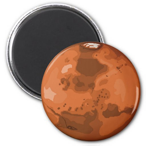 Pix-SOL Mars Magnet
