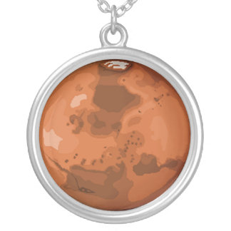Pix-SOL Mars Necklace