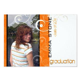 PixDezines 2011 Graduation, Florentius Damask Card