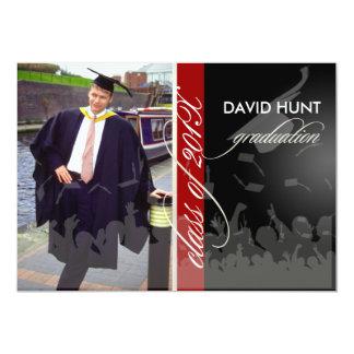 PixDezines 2011 Graduation/Photo/Cap+Gown Card
