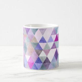 PixDezines Boho Geometric/adjustable triangles Coffee Mug