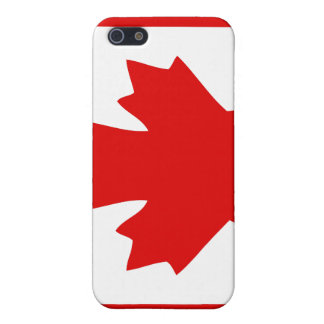 PixDezines Canadian Flag iPhone 5 Covers