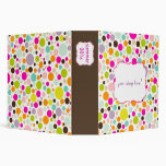 PixDezines colourful polka dots/diy background