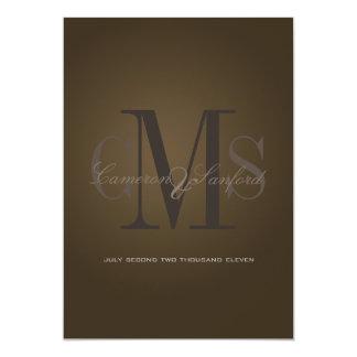 PixDezines Contemporary + classy/cafe noire Card