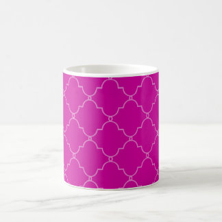 PixDezines diy color, moroccan trellis Coffee Mug
