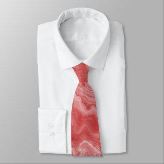 PixDezines Egyptian Marble, Red Clay Tie