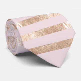 PixDezines faux pink gold/champagne/blush/DIYcolor Tie