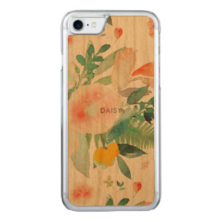 PixDezines Floral Watercolor Iphone Cases