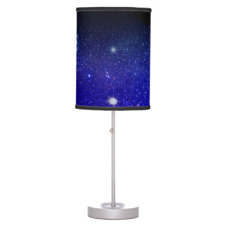PixDezines GALAXY ASTRONOMY EXPLORATION/COSMIC Table Lamp
