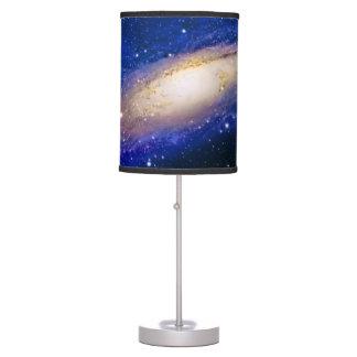 PixDezines GALAXY ASTRONOMY EXPLORATION/COSMIC Table Lamp