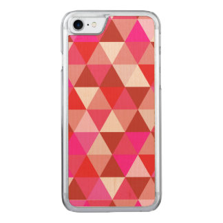 PixDezines geometric/strawberry shortcake Carved iPhone 7 Case
