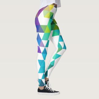 PixDezines Geometric/Triangles Leggings