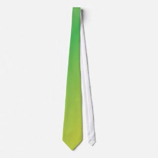 PixDezines gradient ties, lemon lime Tie