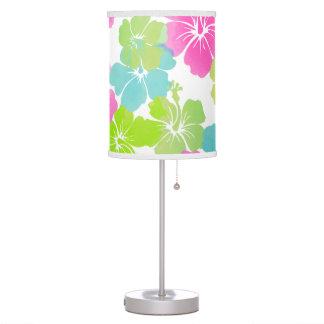 PixDezines hawaiian hibiscus Table Lamp