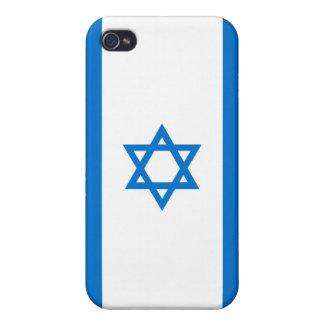 PixDezines Israel 4G iPhone 4/4S Cases