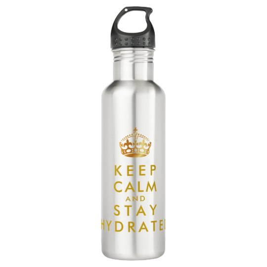 PixDezines KEEP CALM and STAY HYDRATED