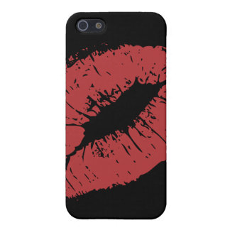 PixDezines Kiss ♥♥♥, Customize It iPhone 5/5S Covers