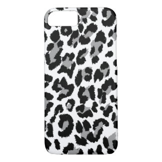 PixDezines leopard print iPhone 8/7 Case