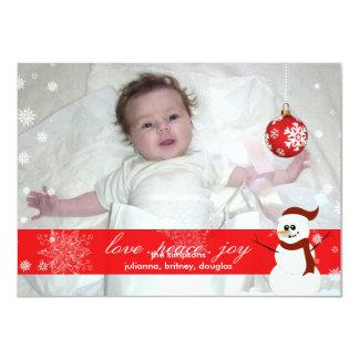 PixDezines Let it snow, Holiday Cards/DIY... Card