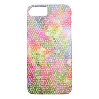 PixDezines mosaic pattern iPhone 7 Case
