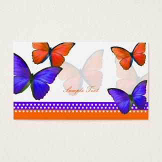 PixDezines Papillon/mitzvah place cards