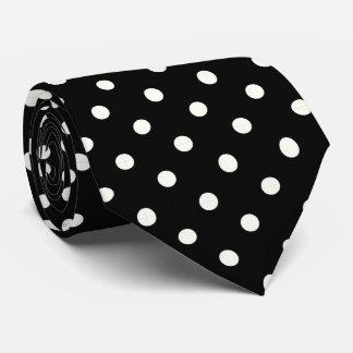PixDezines polka dots, DIY background color Tie