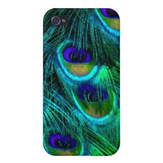 PixDezines Psychedelic Peacock Cases For iPhone 4