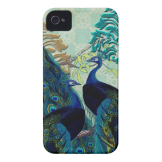 PixDezines Psychedelic Peacock, iPhone 4 Covers