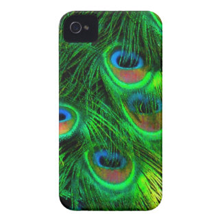 PixDezines Psychedellic Peacock iPhone 4 Case