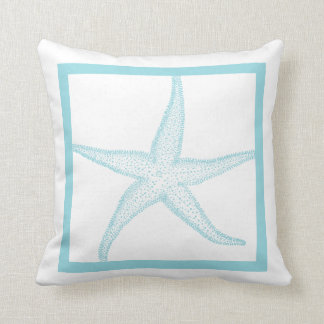PixDezines starfish Throw Pillow