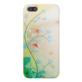 PixDezines Swallows iPhone 5 Case